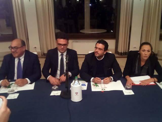 Guccione, Sculco,Crotone, Referendum