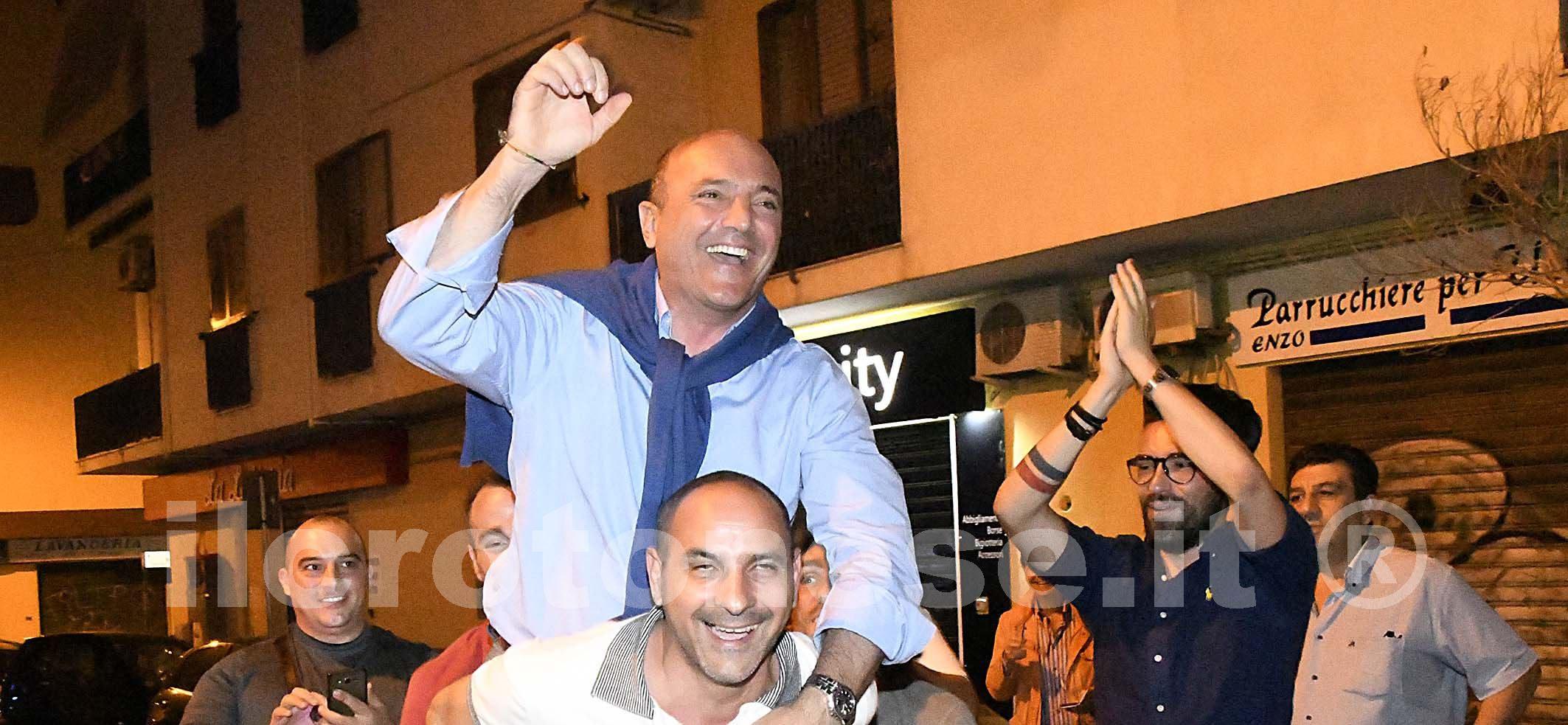 Coi voti di Sculco fa il sindaco per Sculco
